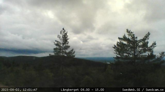 Webcam Långberget, Torsby, Värmland, Schweden